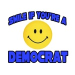 Smile If You're a Democrat