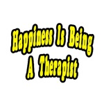 Happiness is Being a Therapist