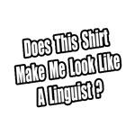 Look Like a Linguist?