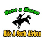 Save Horse, Ride South African