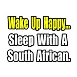 ...Sleep With a South African
