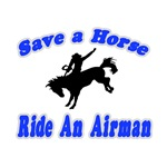Save Horse, Ride Airman
