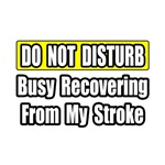 Do Not Disturb: Recovering From Stroke