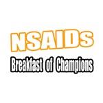 NSAIDs...Breakfast of Champions