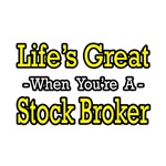 Life's Great..Stock Broker