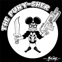 The Puny-sher