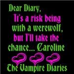 Caroline's Diary, color