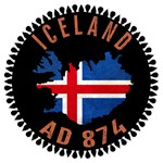 Iceland Drinkware and Totes