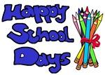 31. Happy School Days - Bouquet of Pencils