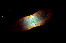 IC 4406 - Retina Nebula Astronomy Christmas Gifts