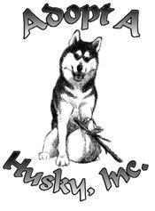 Adopt A Husky Logo