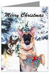 GSD Merry Gift Giving