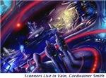 Scanners Live in Vain, Craig Moore Art