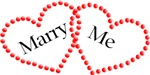 Marry Me Heart Design