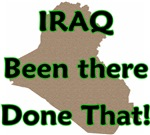 Iraq - Been There Done That Design
