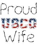 Proud USCG Wife Design