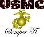USMC Semper Fi Design