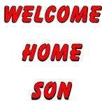 Welcome Home Son USMC