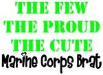 The Few The Proud The Cute Marine Brat ver2