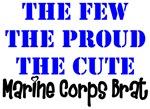 The Few The Proud The Cute Marine Brat ver3