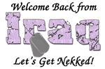 Welcome Back from Iraq Let's Get Nekked