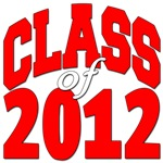 Class of 2012 (red ver2)