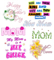 NEW! Happy Mother's Day Mom