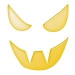 Halloween Pumpkin Face 9