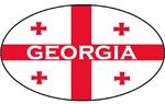 Georgian stickers
