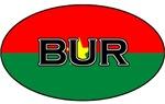 Burkina faso stickers