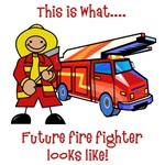 This is what future firefighter looks like