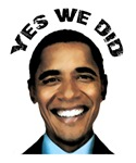 Obama Yes We Did