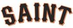San Francisco Giants Saint
