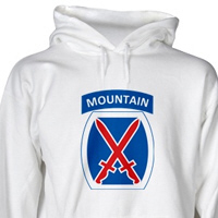 10th Mountain T-shirts & Gifts