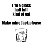 Glass half full...
