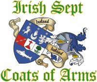 Irish Sept Coats of Arms