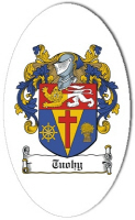Flag / Coat of Arms Auto Decal