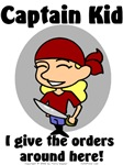 Captain Kid - I Give The Orders (girl)