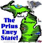 MI - The Prius Envy State!
