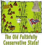 WY - The Old Faithfully Conservative State!