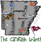 AR - The Carwash State!