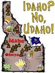 ID - Idaho? No, Udaho!