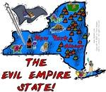 NY - The Evil Empire State!