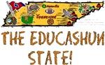 TN - The Educashun State!
