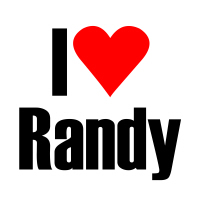I love Randy