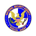 NSA: National Security Agency (blue)