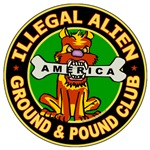 Illegal Alien Ground & Pound Club