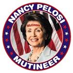 Nancy Pelosi Mutineer