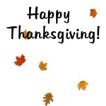 Thanksgiving Leaves Beauty of the Fall T-Shirts &