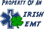 Property Of An Irish EMT Gifts and Apparel